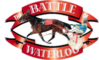 Fields set for Battles of Waterloo & Belles