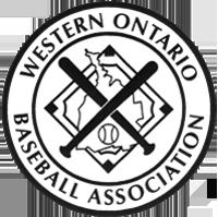 Western Ontario Baseball Association logo