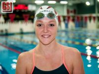 Haylie Burton looking for more at her fourth lifesaving worlds