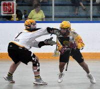 Elora Mohawks nipped by Hamilton in series opener