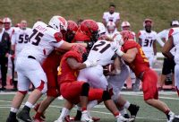 Guelph Gryphons leave York behind in final quarter