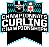 U Sports Curling logo