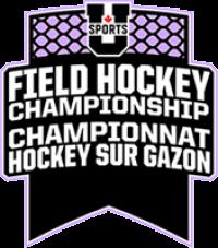 U Sports Field Hockey logo