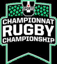 U Sports Women's Rugby logo